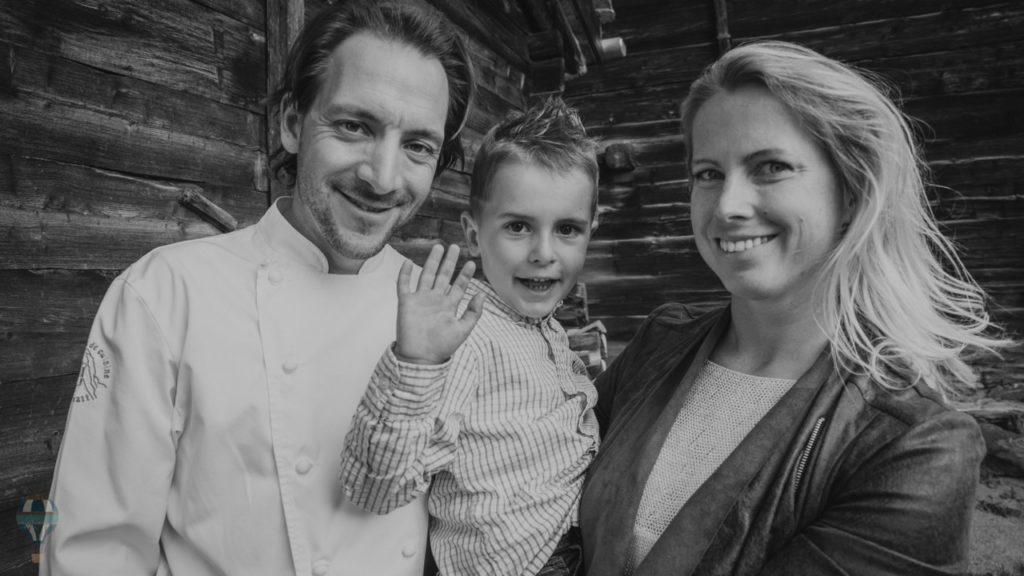 Familie Senn - Barbara, Sam und Noah
